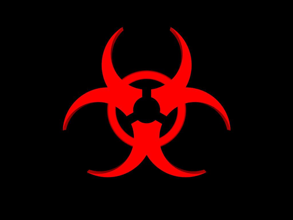 Biohazard Sign Wallpaper Biohazard tga 1024x768