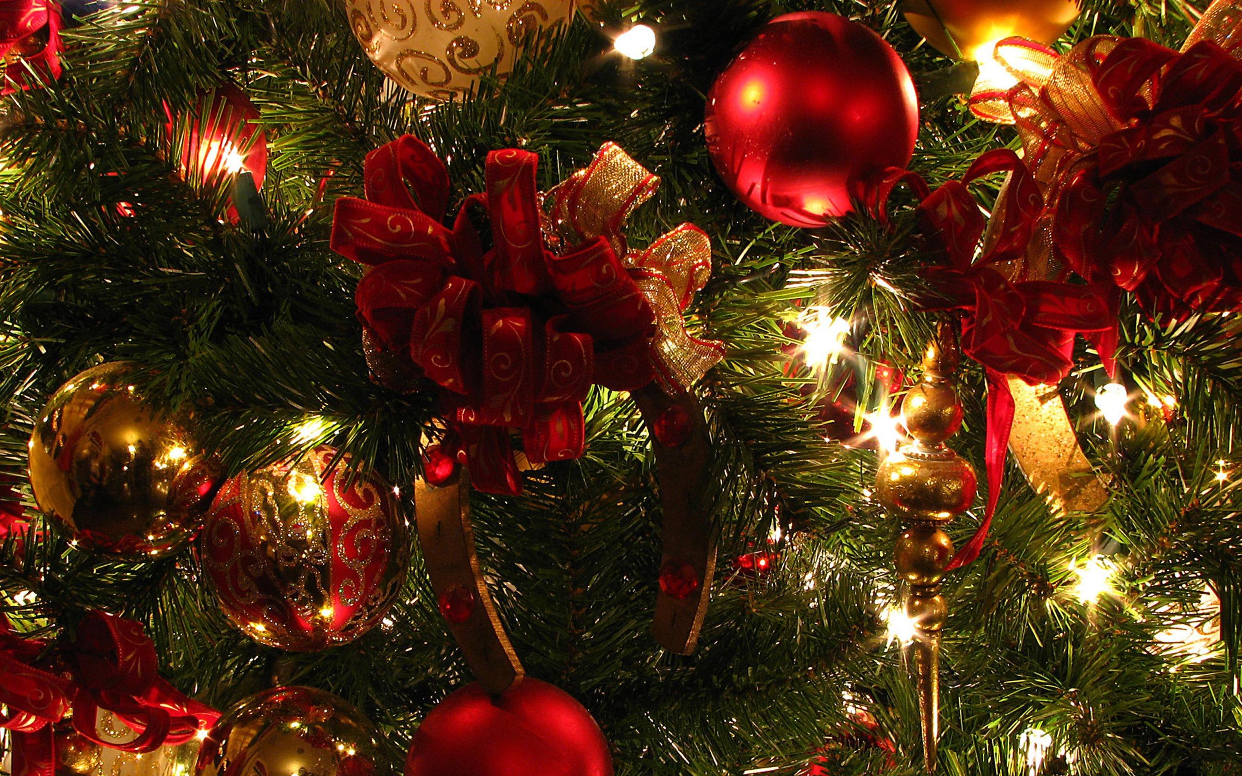 44 Christmas Decorations Hd Wallpapers On Wallpapersafari