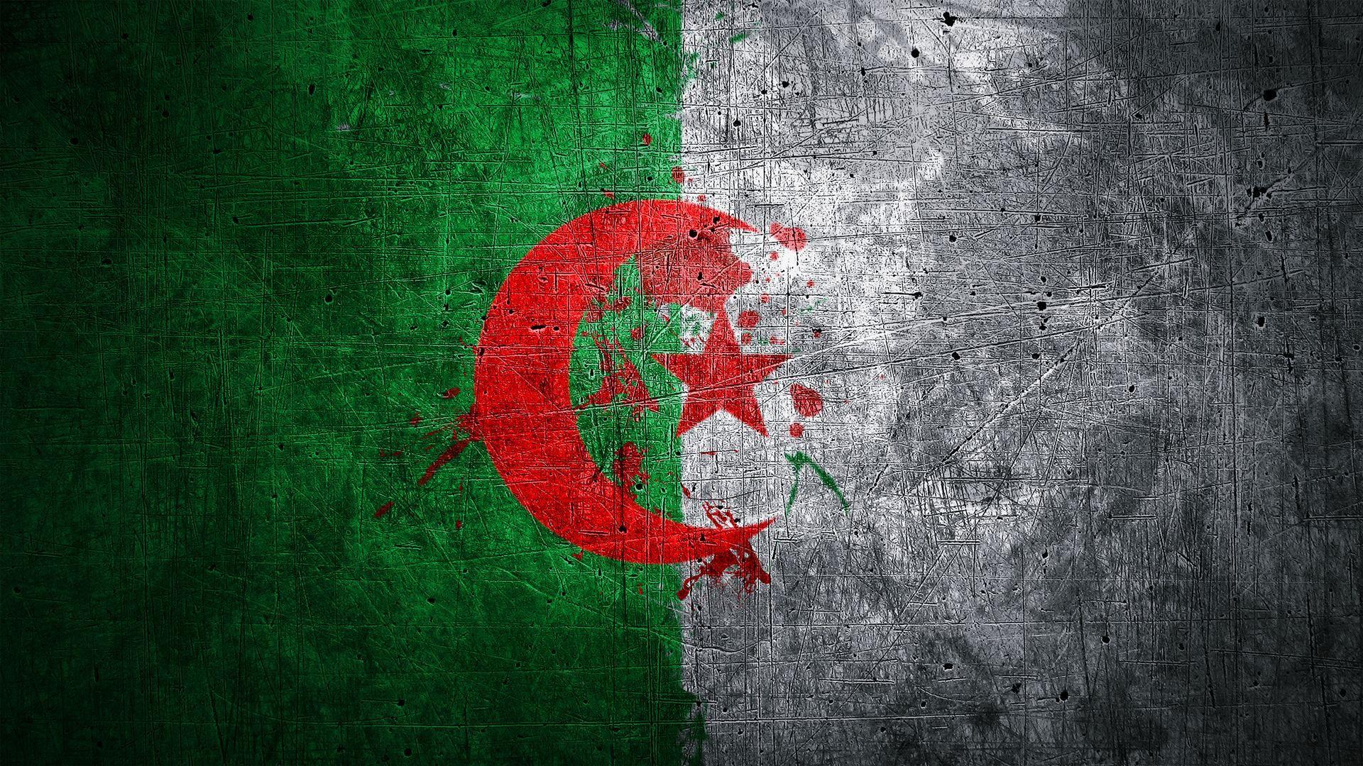Algeria Flag Wallpaper reda mclaren en 2019 Drapeaux nationaux 1920x1080