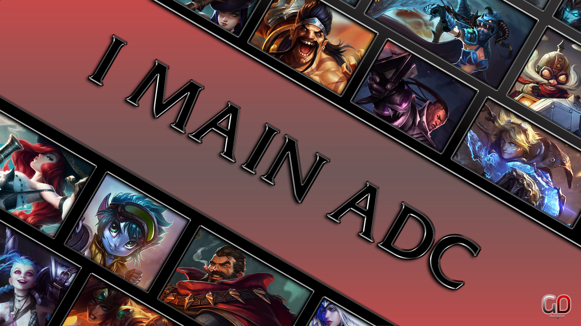 47 League Of Legends Adc Wallpaper On Wallpapersafari