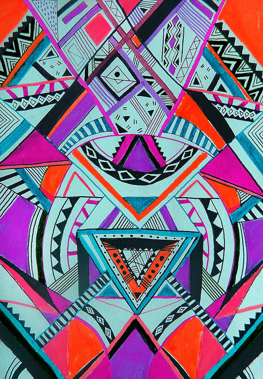 Pin Aztec Background Tumblr 900x1297