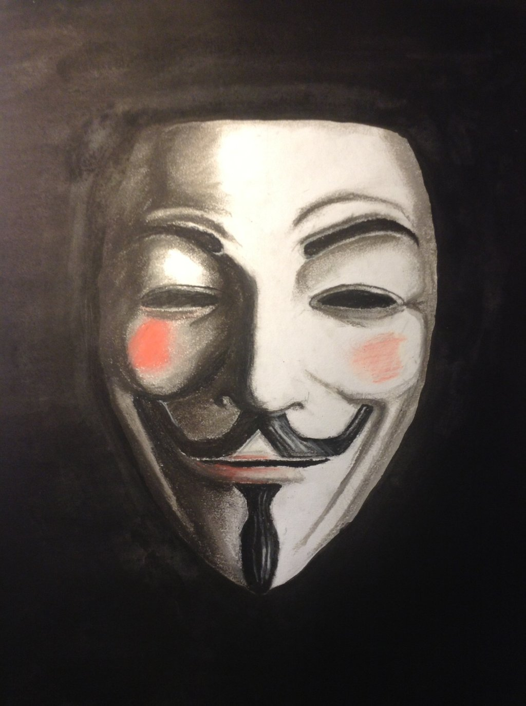 Guy Fawkes Mask Wallpaper
