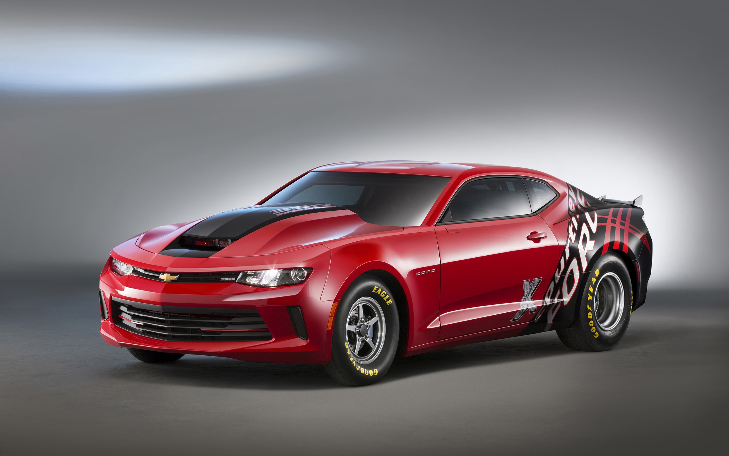 2016 Chevrolet Copo Camaro Wallpapers HD Wallpapers 2560x1600