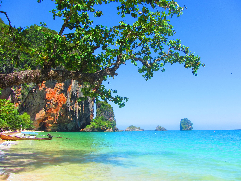 Railay Beach Thailand Wallpaper HD Images 311om   ARASPOTcom 2816x2112