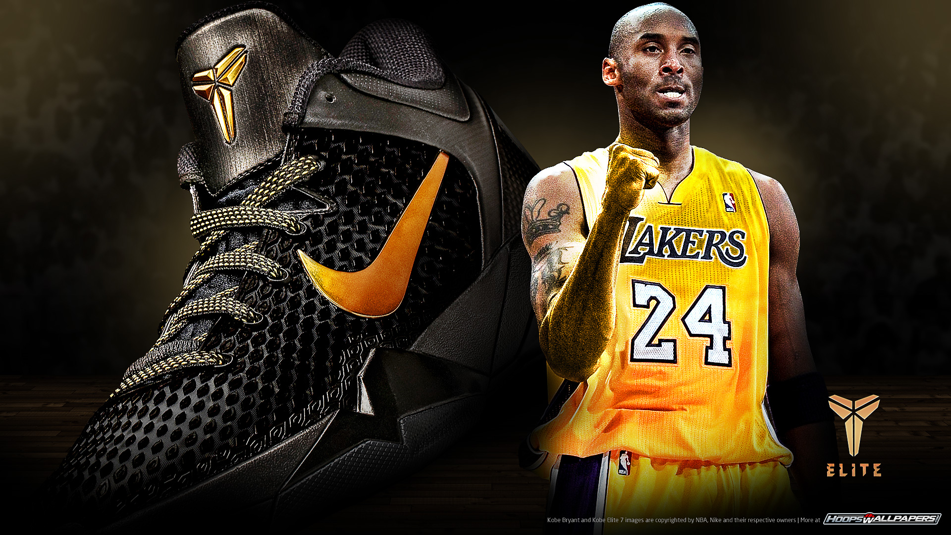 Newest NBA and basketball wallpapers for download Kobe Bryant 1920x1080