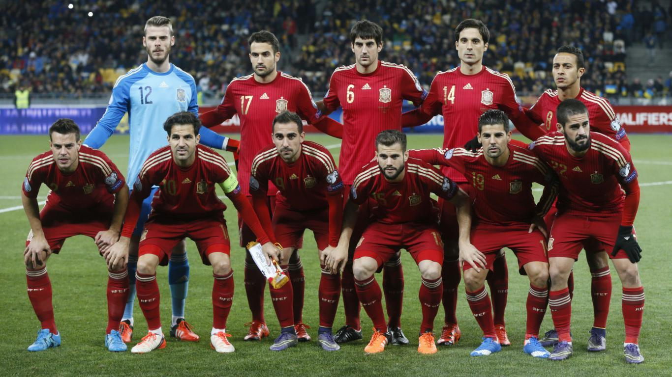 Spain National Team Wallpapers 2017 1366x768