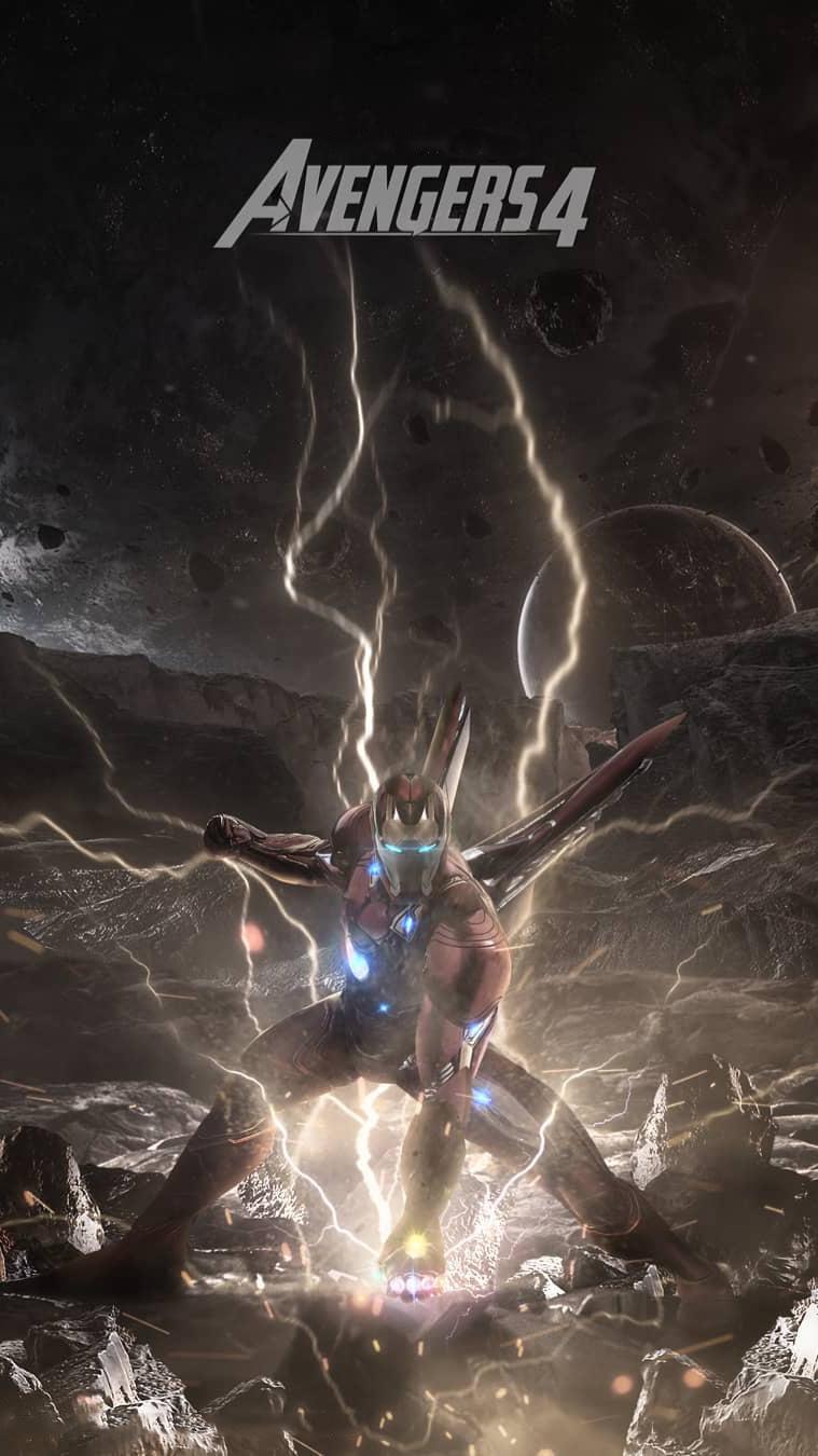 Avengers Endgame Poster Wallpaper Full Movie 2019 759x1350