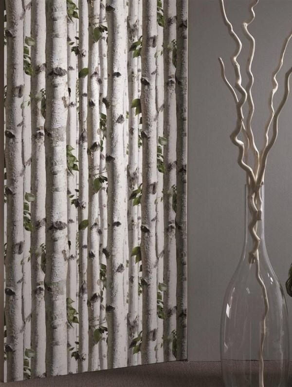 Birch Tree Wallpaper For Walls Birch tree wallpaper 600x793