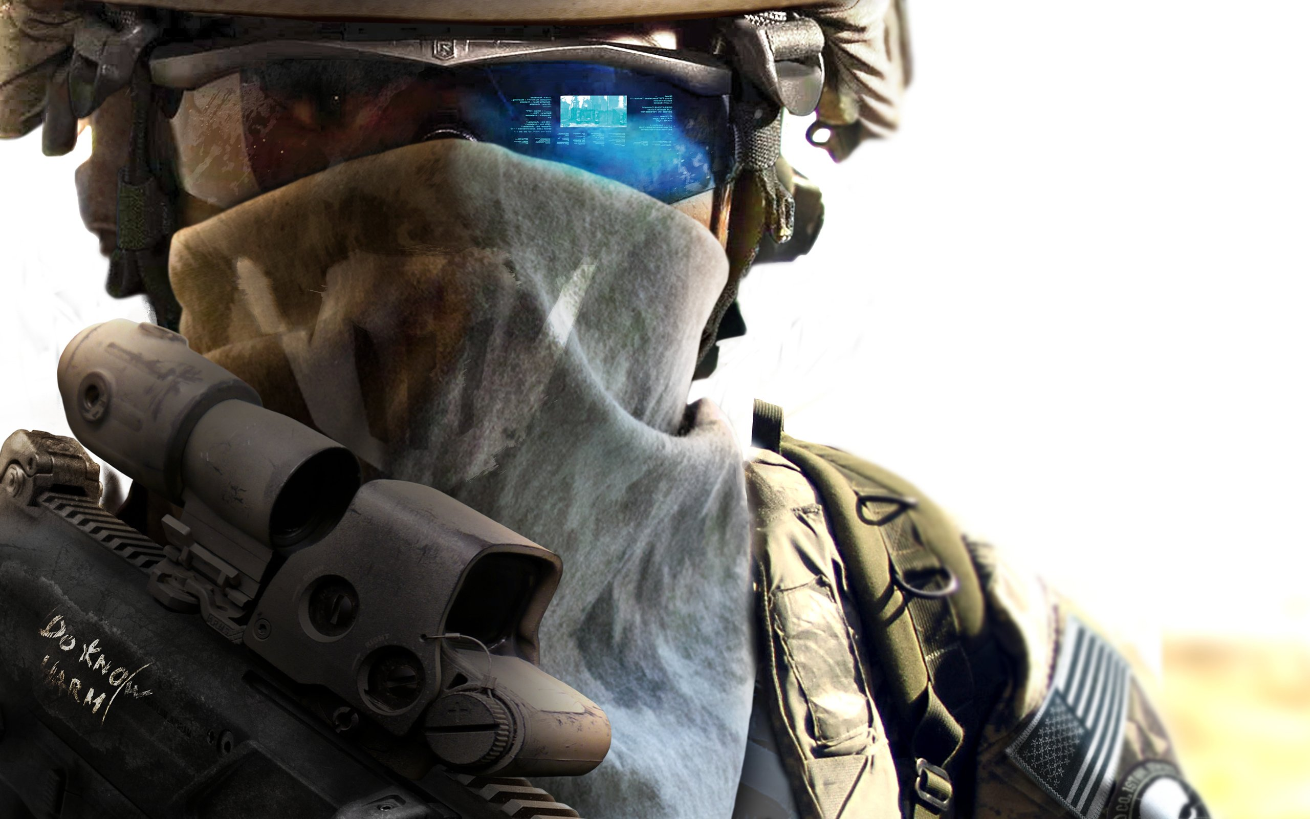 Ghost Recon Future Soldier Wallpapers HD Wallpapers 2560x1600