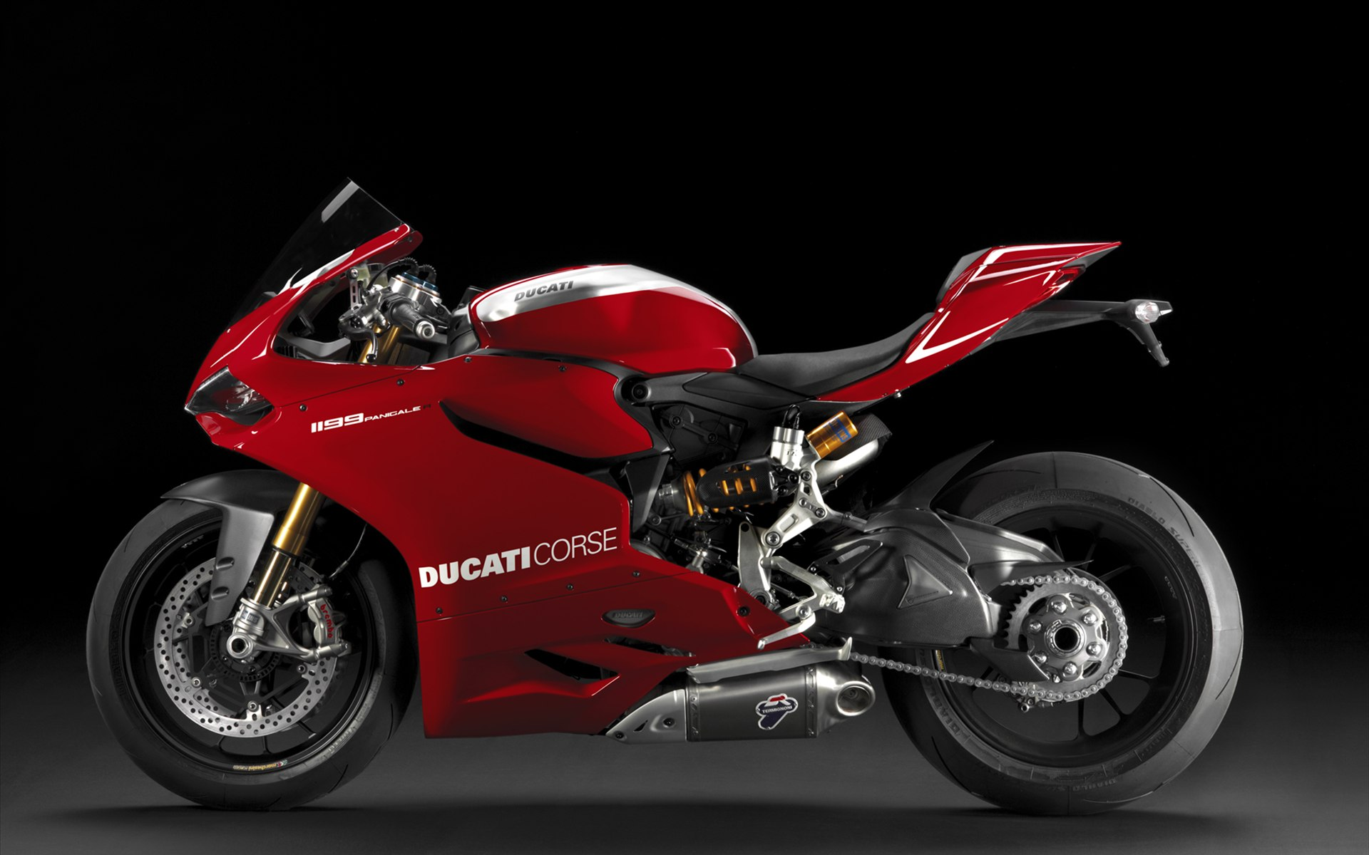 Ducati Superbike 1199 Panigale r 2013 Wallpaper 1920x1200