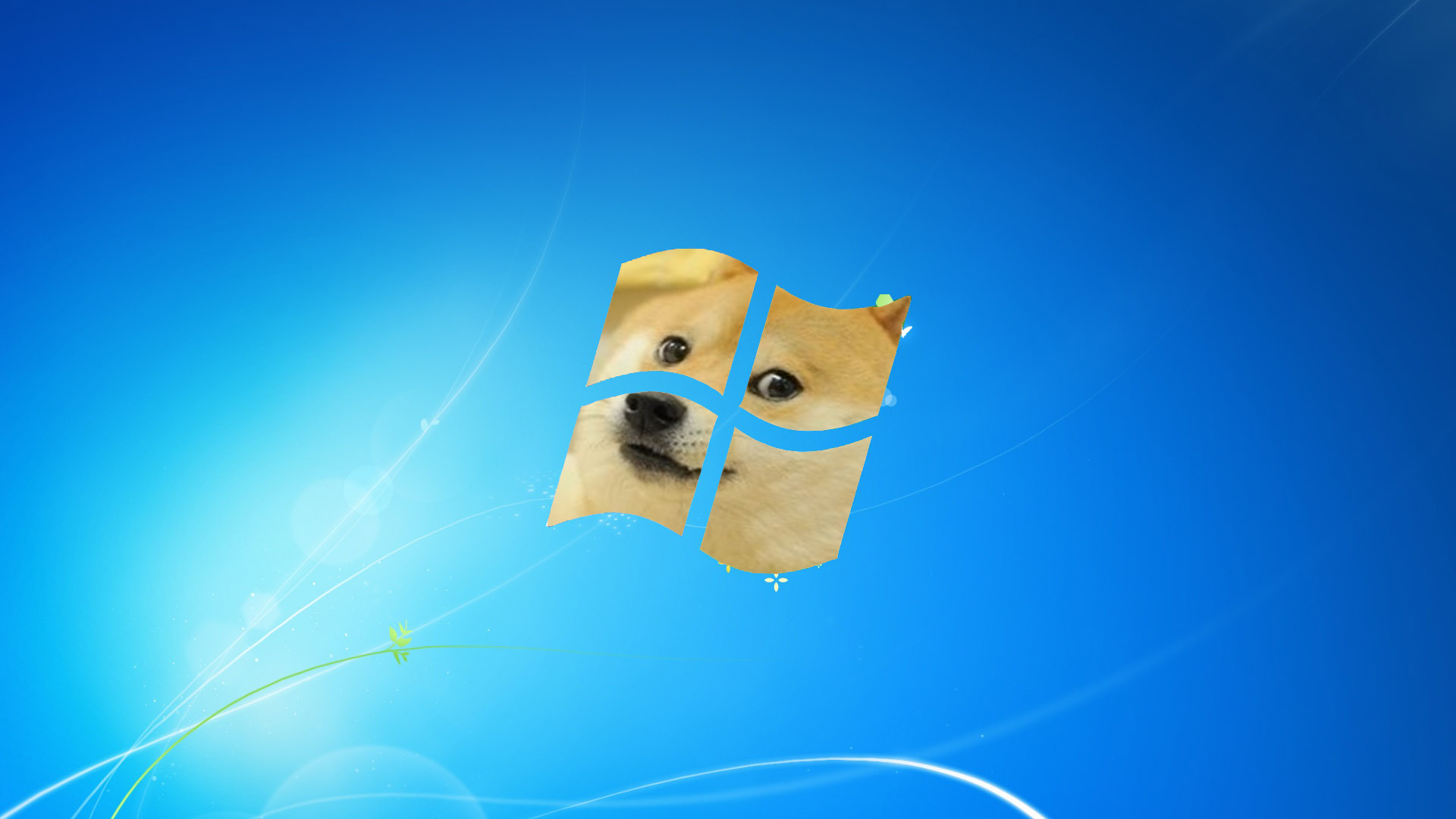 Doge Meme Wallpaper Wallpapersafari