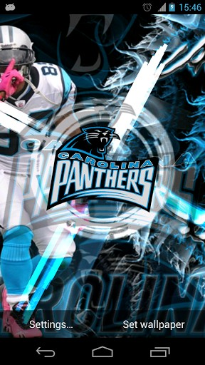 free football wallpapers carolina panthers wallpapers complete 288x512