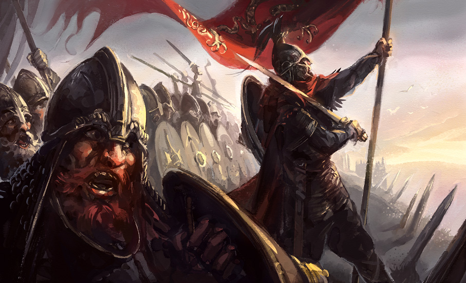 how to become a lord in mount and blade warband
