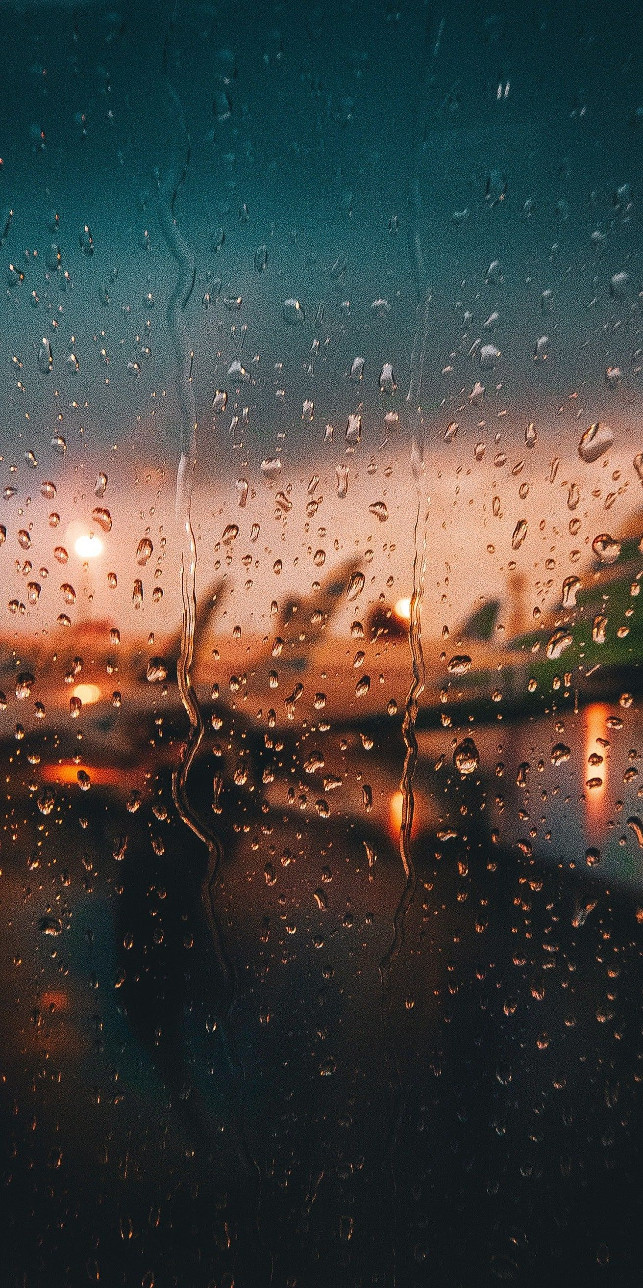 Pin by Iyan Sofyan on Rain Sunset iphone wallpaper Rainy 1312x2625
