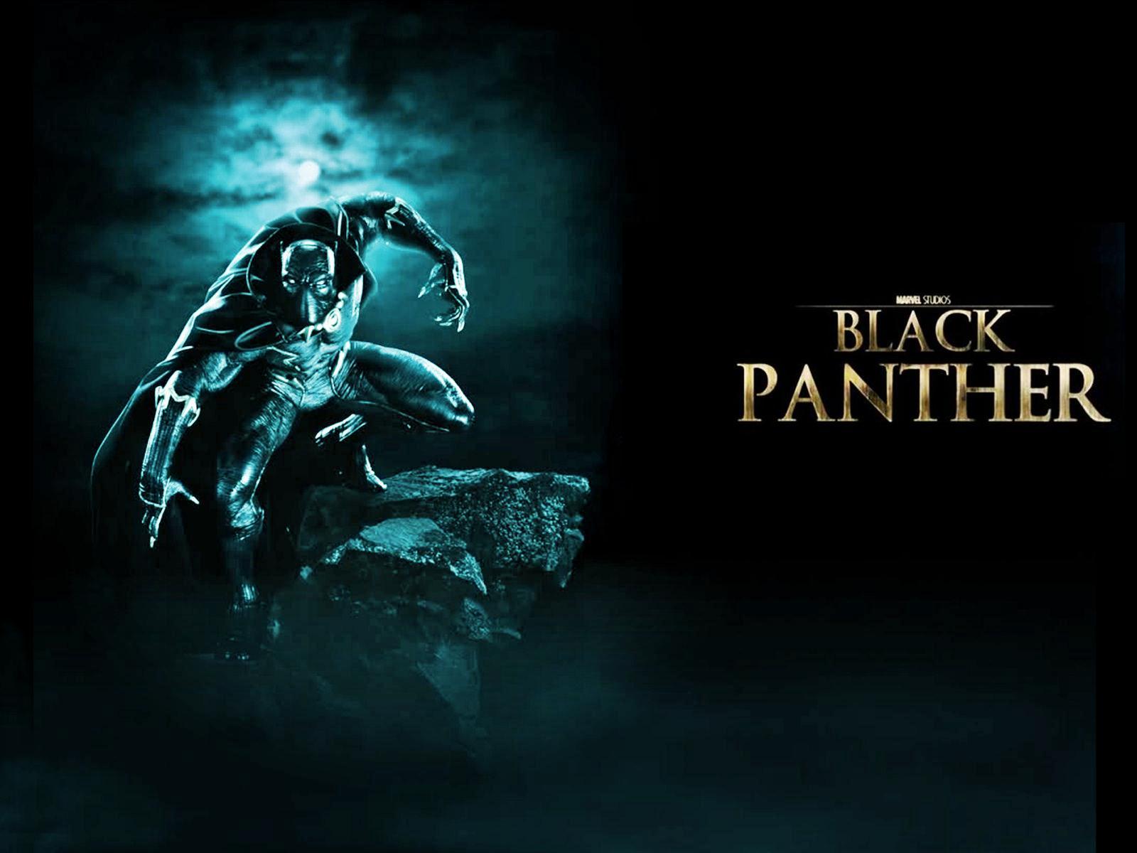 44 Black Panther Hd Wallpaper On Wallpapersafari