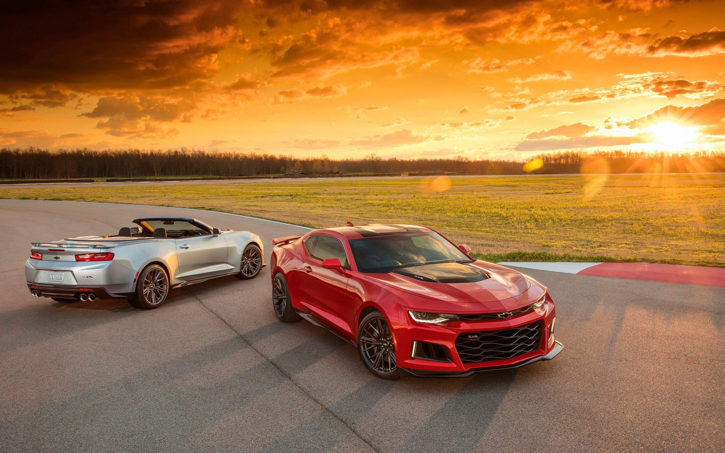 2017 Camaro Zl1 Wallpapers 2880x1800