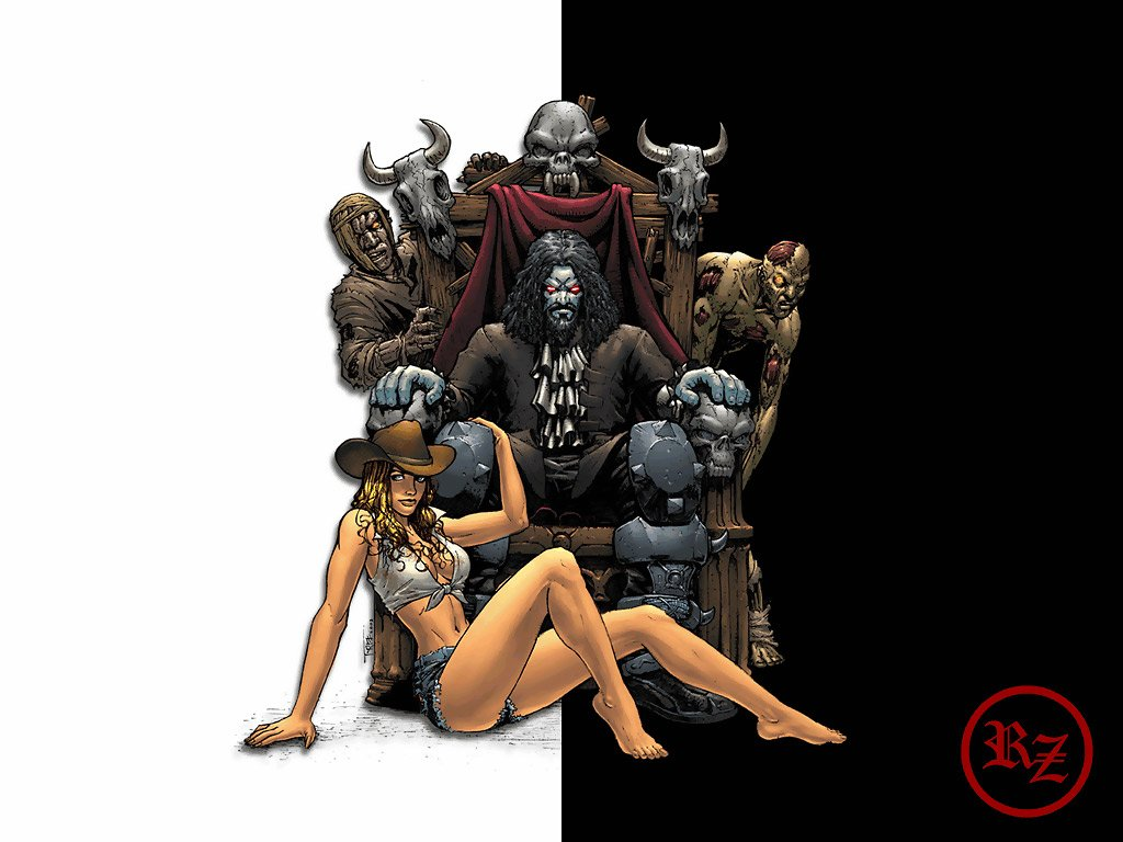pin scary zombie wallpaper on pinterest - Rob Zombie Halloween Music