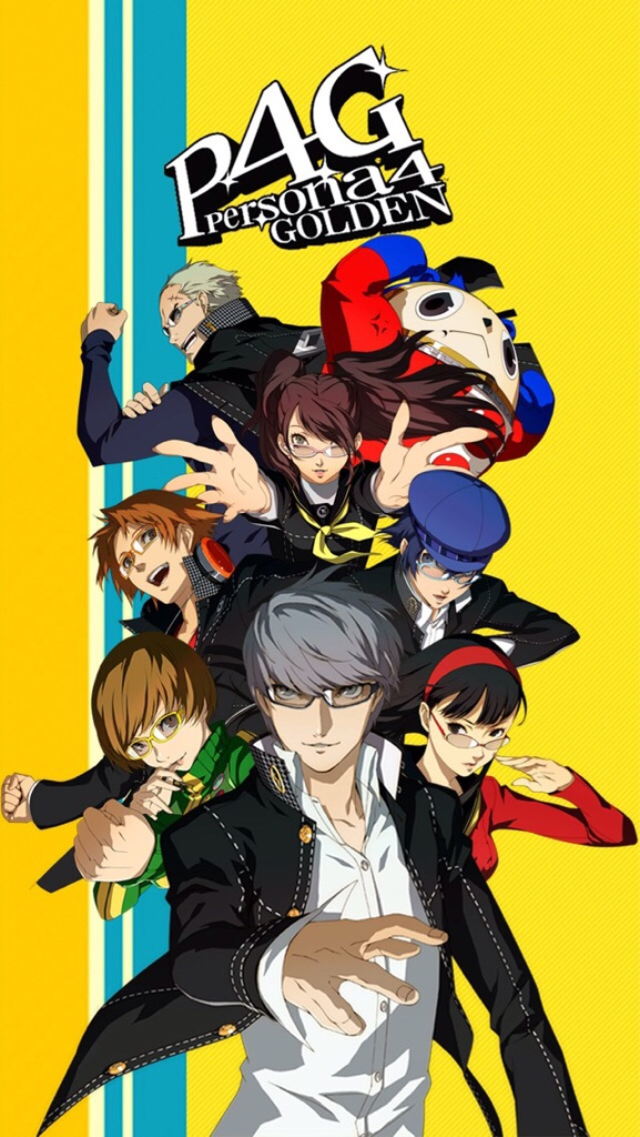 Persona 4 Wallpaper Android