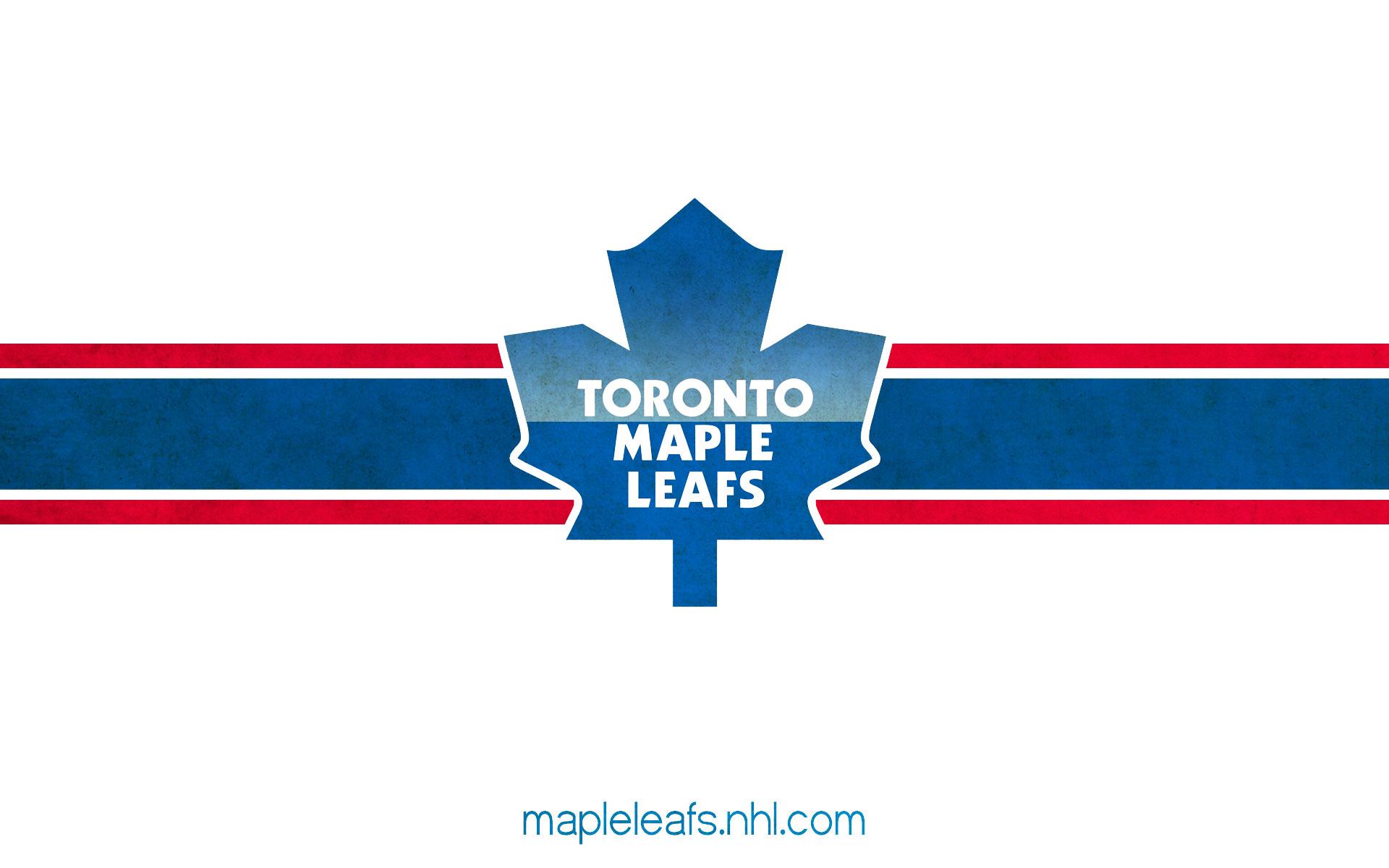 NHL Wallpapers   Toronto Maple Leafs Logo 1920x1200 wallpaper 1920x1200