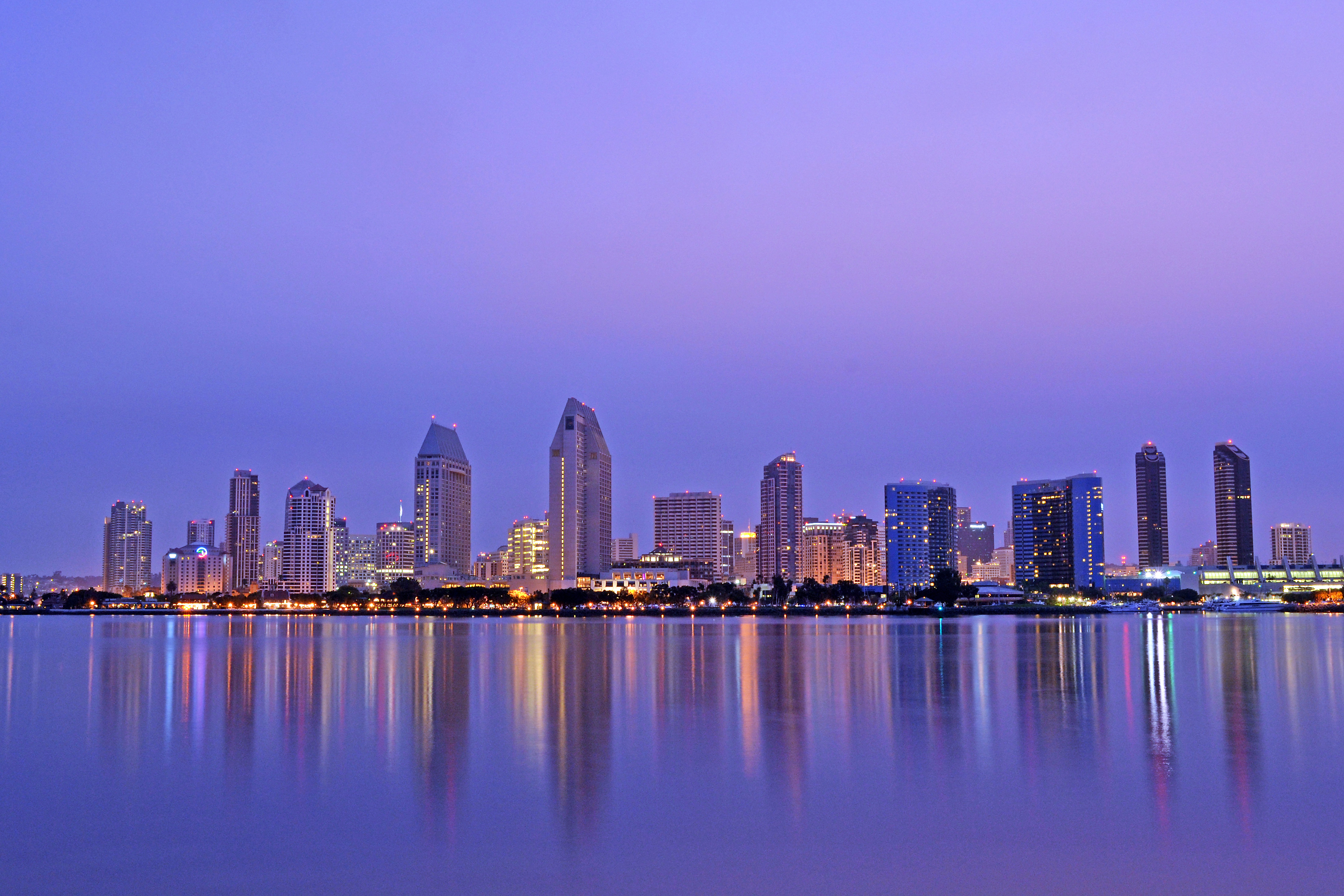 San Diego HD Wallpapers 4392x2928