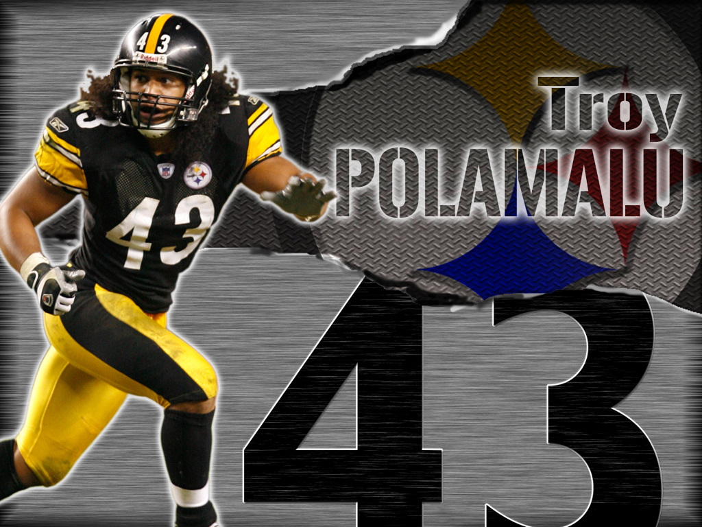 Steelers Wallpaper Troy Top HD Wallpapers 1024x768