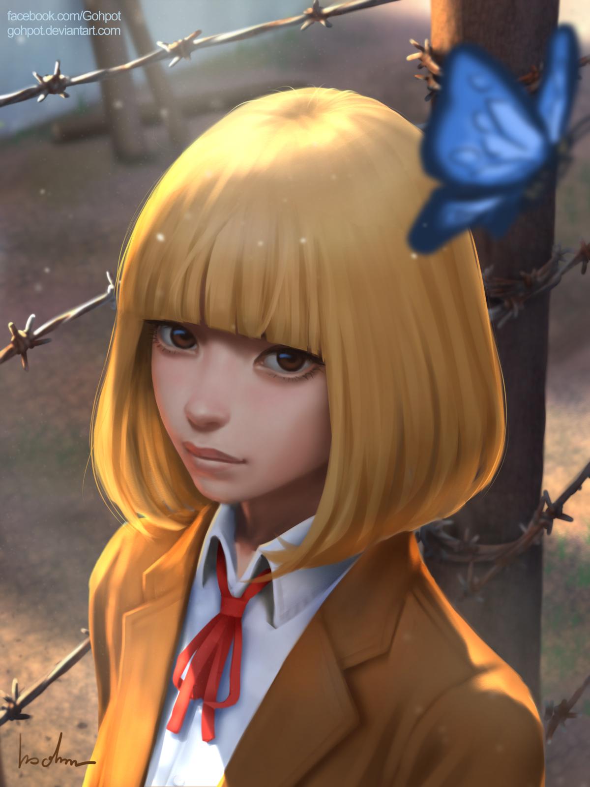 Prison school kangoku gakuen anime uncensored 1 2015 - 2 2
