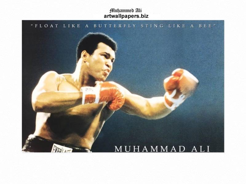 Muhammad Ali Wallpapers Desktop Wallpapers 800x600