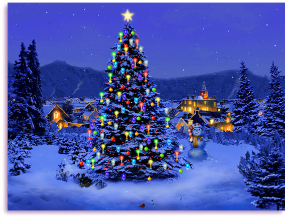 New Free Animated Christmas Desktop Wallpaper for Windows Vista Collection  - Christmas Desktop Wallpapers Free lection. DOWNLOAD