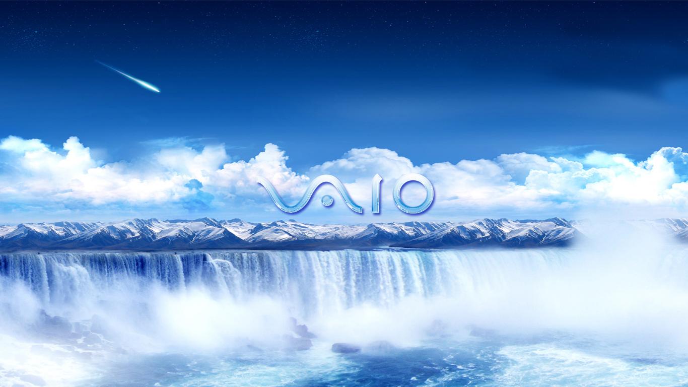 Vaio wallpapers 1366x768 hd wallpapersafari - Sony vaio wallpaper 1280x800 ...