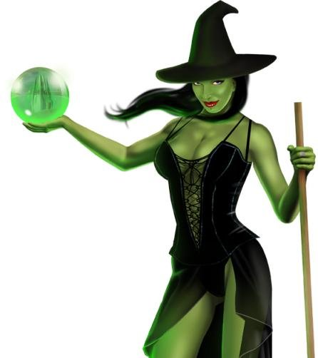 Do Wicked Witches Have Green Skin 446x502