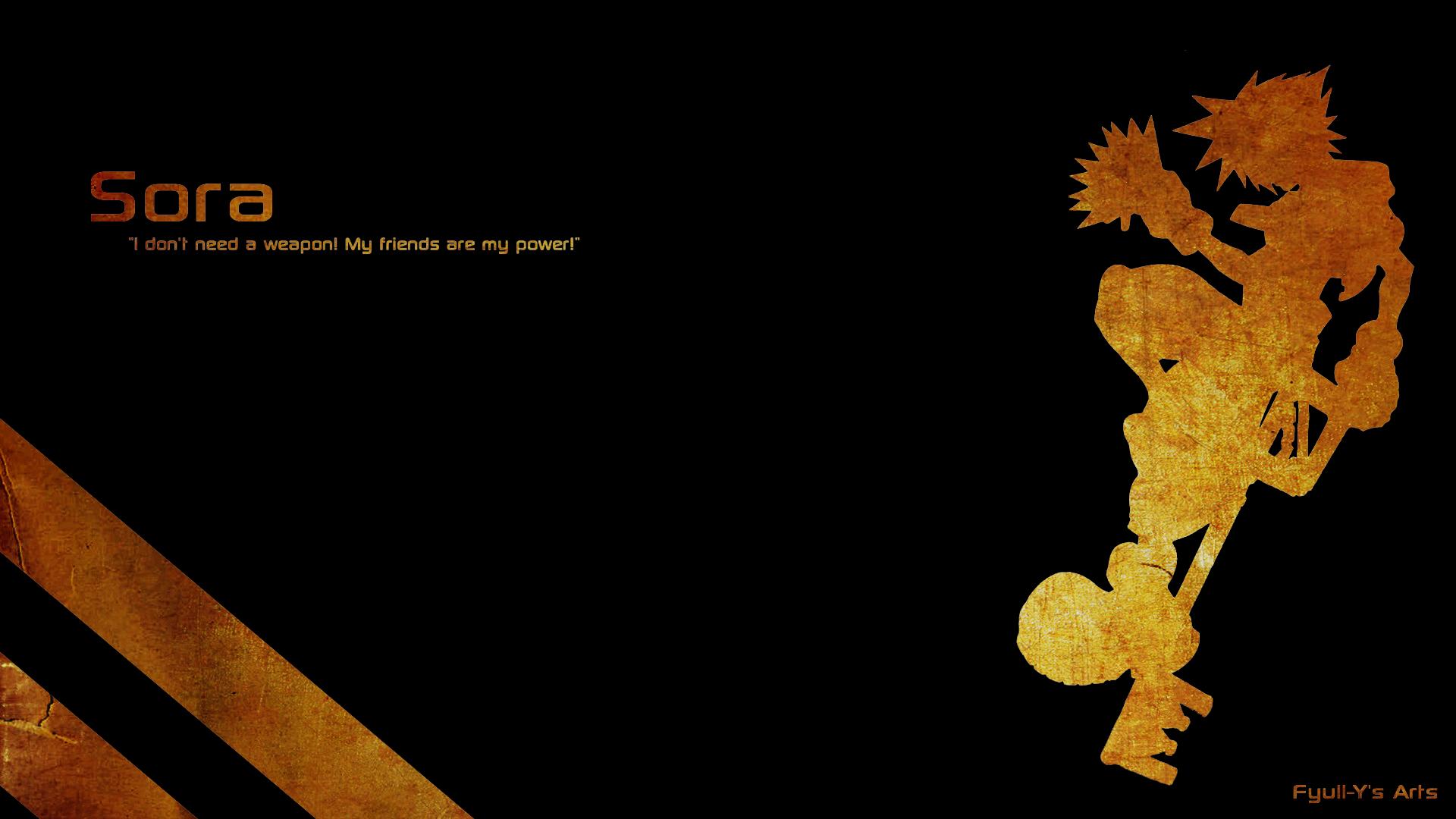 Kingdom Hearts Sora Wallpaper 1920x1080 Kingdom Hearts Sora Wa...