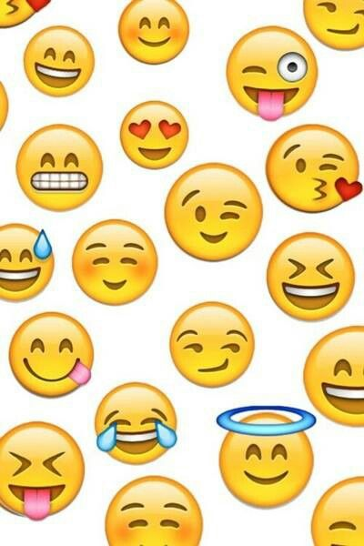 Emoji wallpaper Wallpaper Pinterest Emoji Wallpaper Emojis 400x600