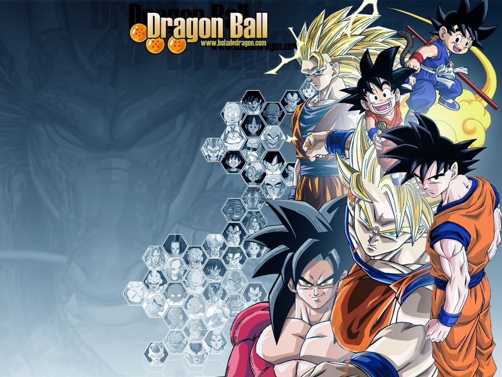 Fuentes de Informacin   imagenes de Dragon ball Z GT y wallpapers 1024x768