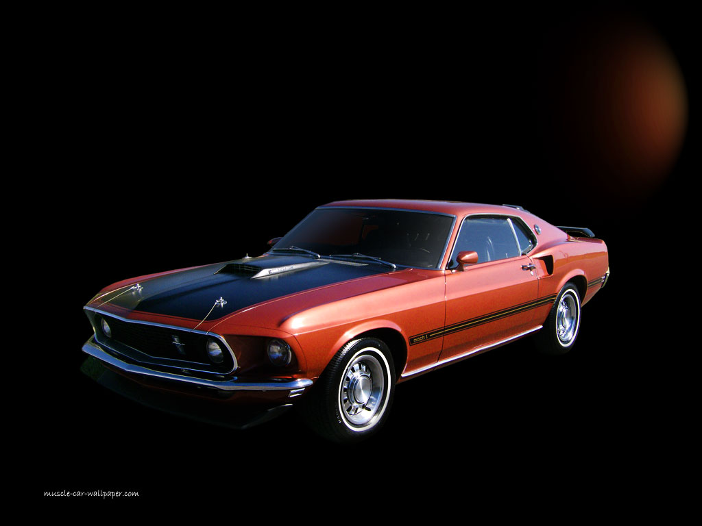 69 Mustang Fastback Wallpaper Triviathe 1969 mustang mach 1 1024x768