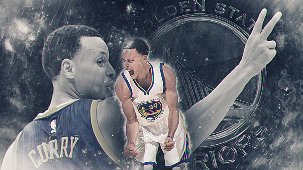 Stephen Curry Wallpaperbanner by JobPM 1024x576