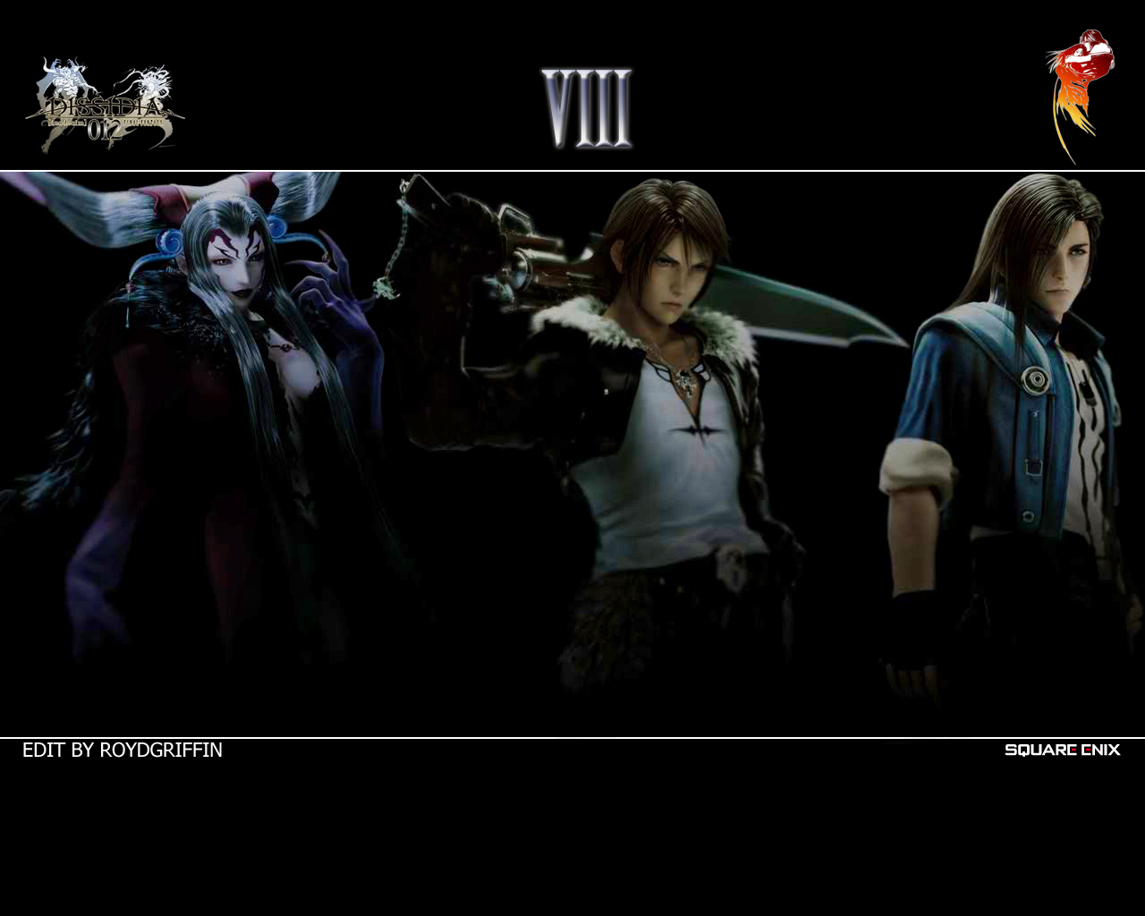 Final Fantasy VIII wallpaper 1280x1024