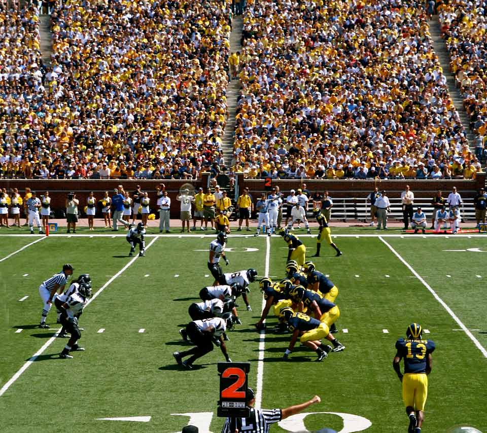 michigan wolverines football wallpaper   weddingdressincom 960x854