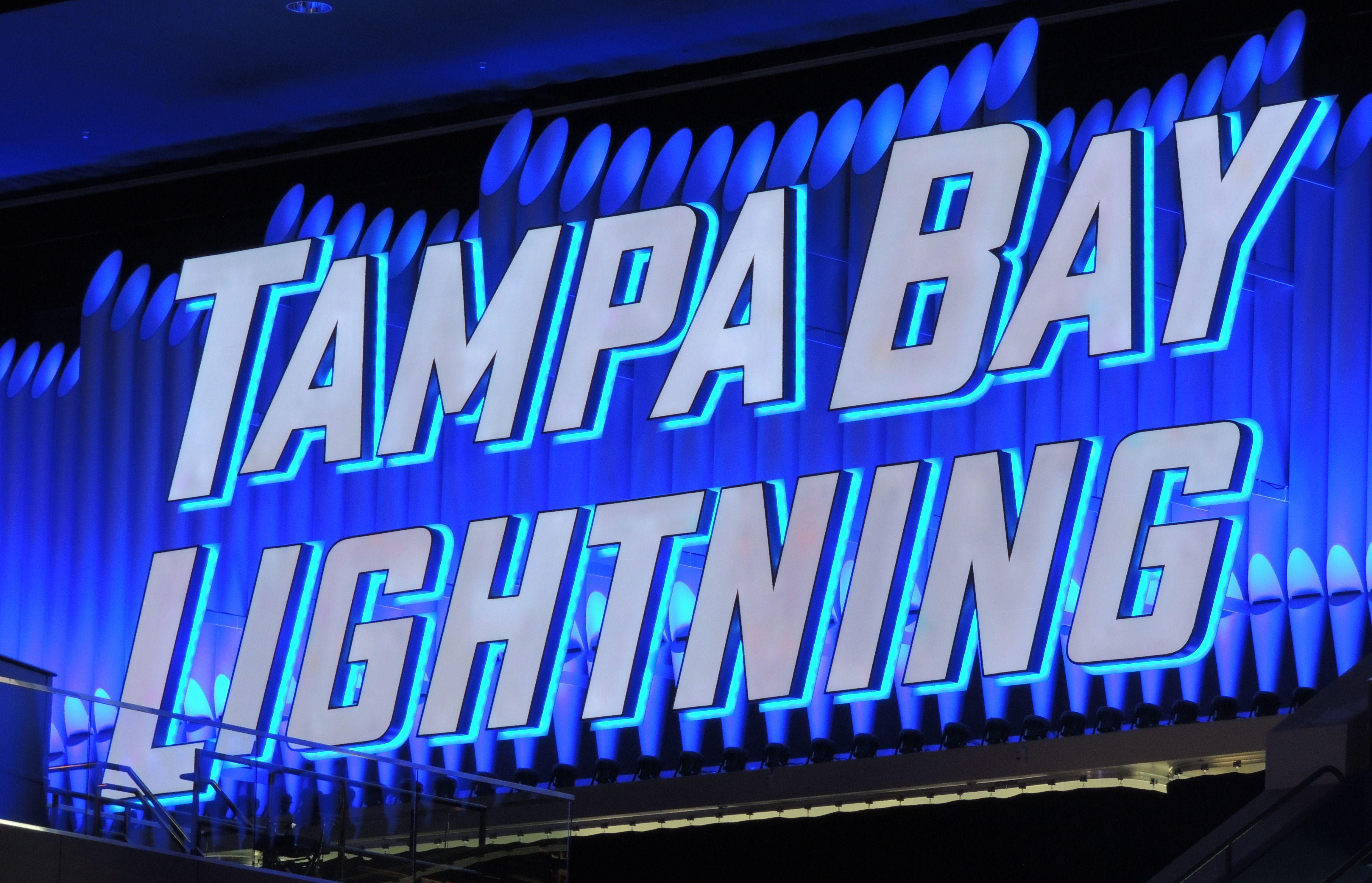Fonds dcran Lightning De Tampa Bay   MaximumWallHD 4608x2967