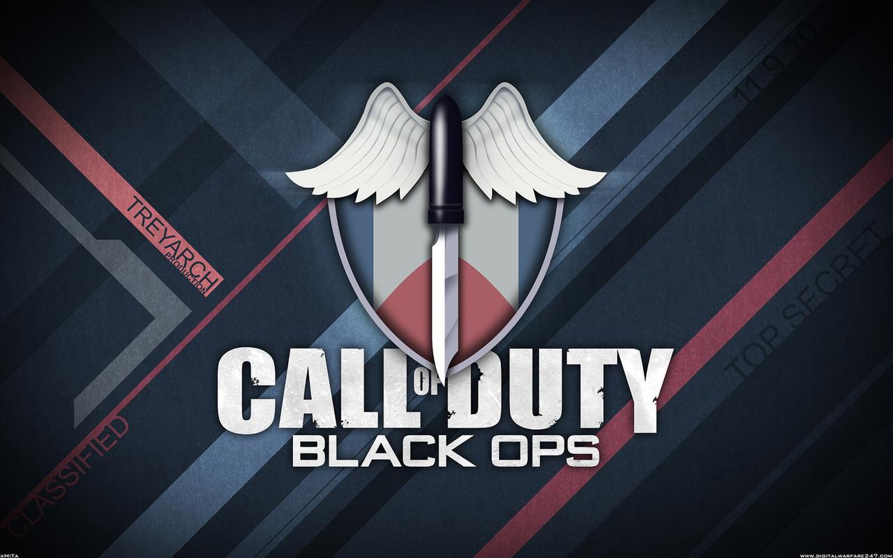 call of duty mobile logo wallpaper