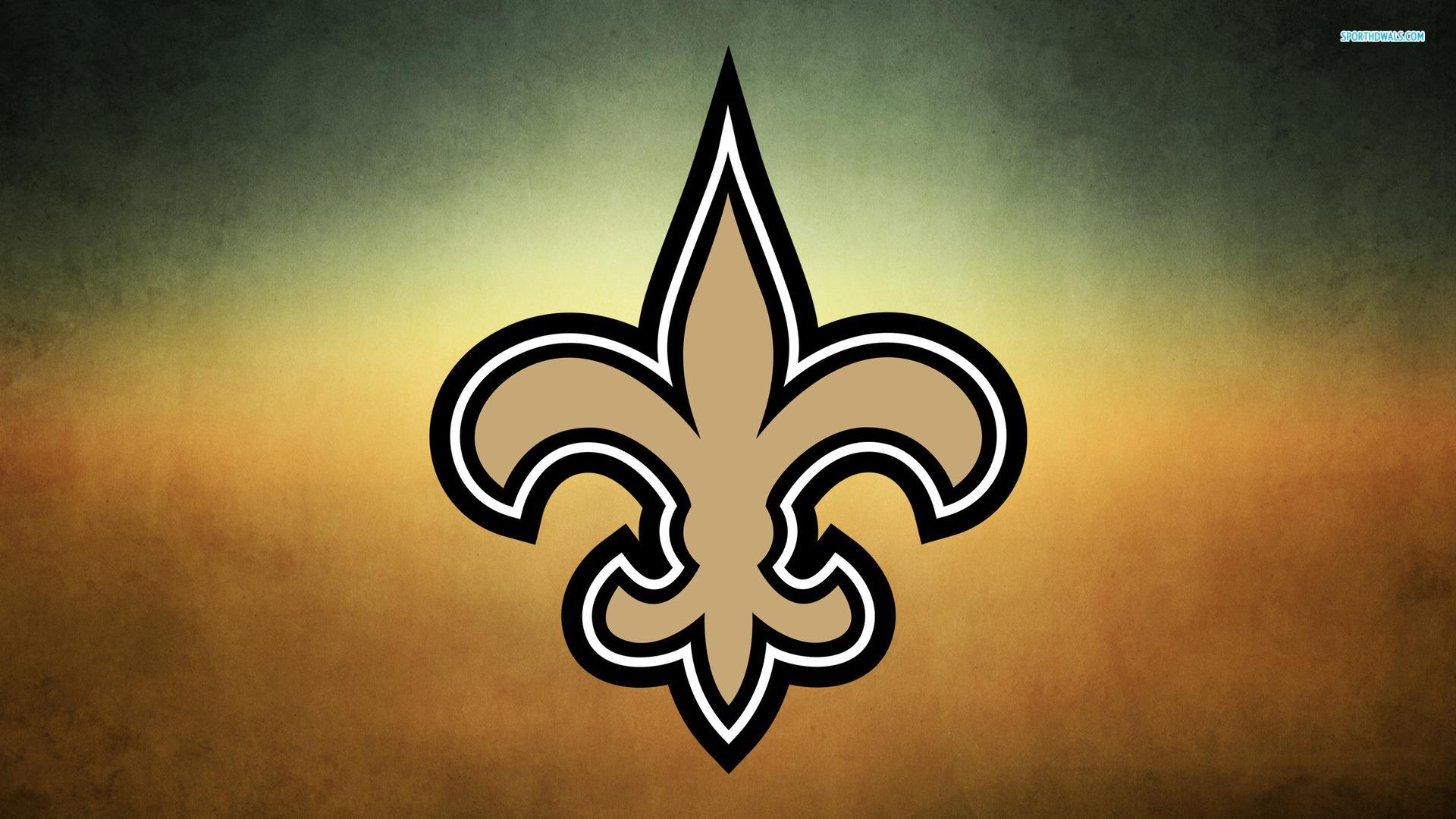 New Orleans Saints Logo wallpaper 187044 1920x1080