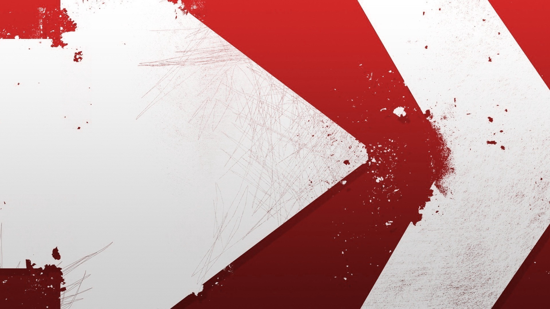 Download Abstract Red Paint Arrows HD Wallpapers 6299 Full Size 1920x1080
