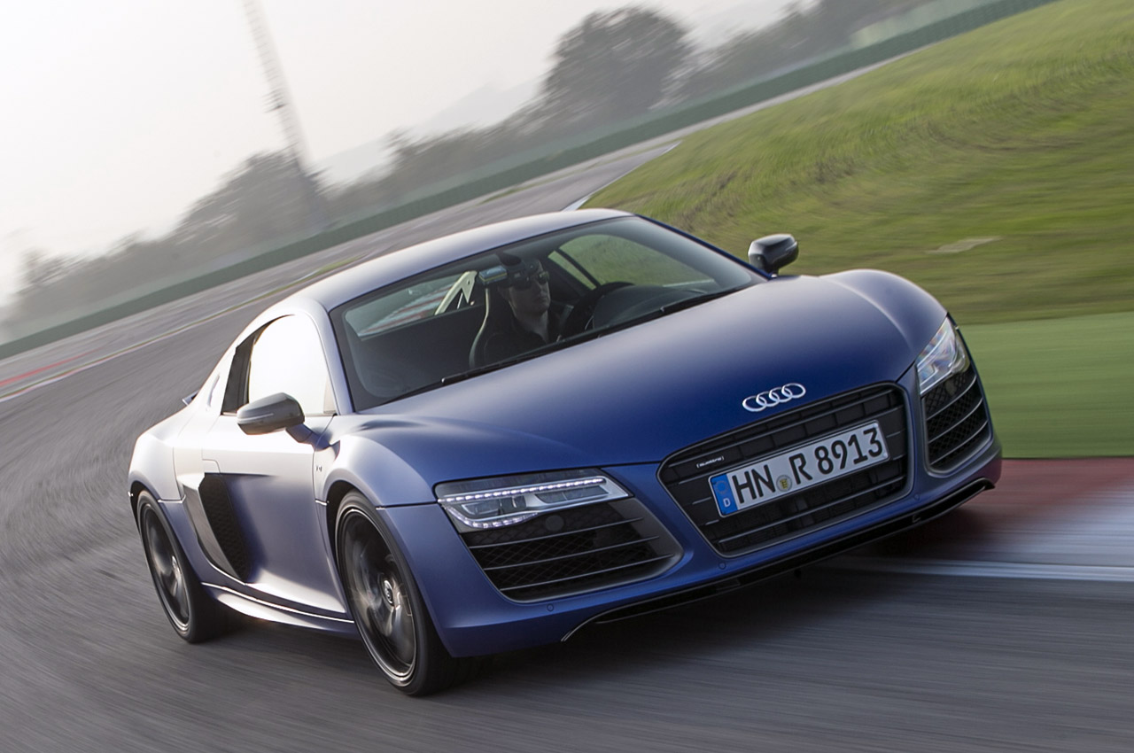 2014 Audi R8 V10   Beautiful Wallpaper 4   BestePics 1280x850