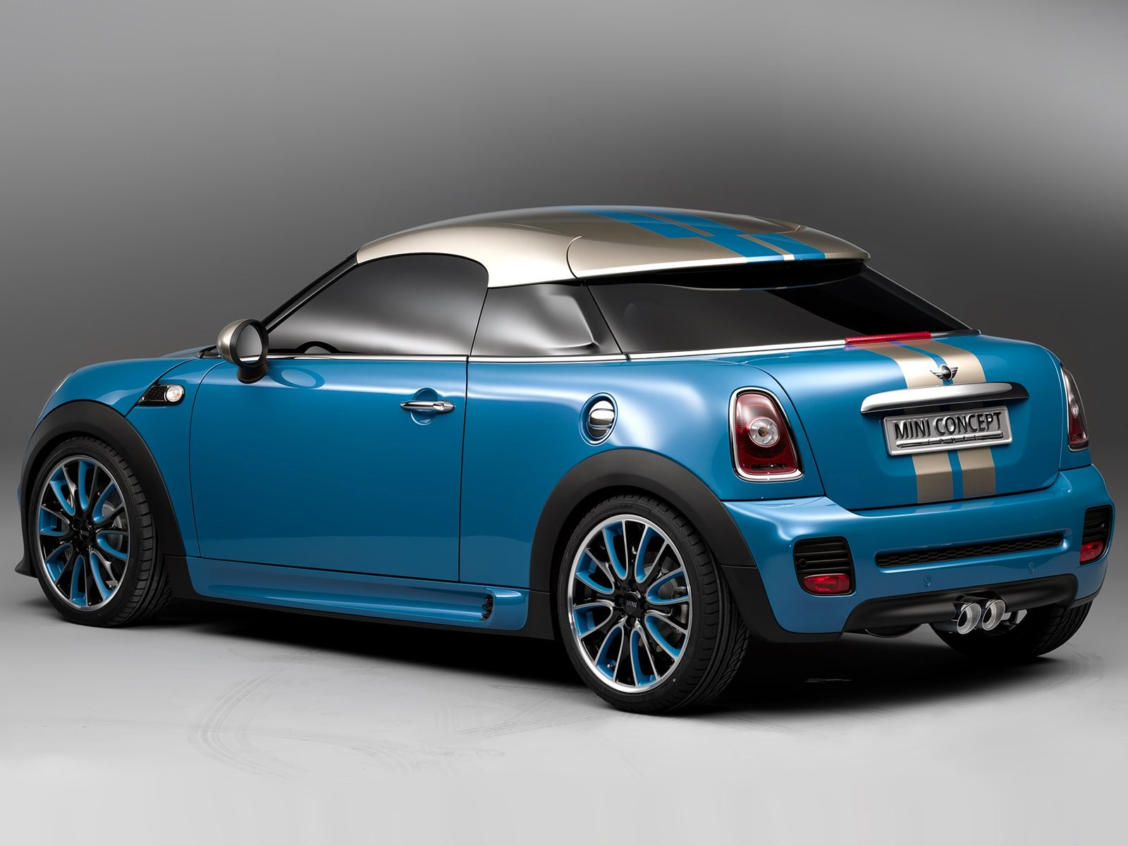Gallery MINI Mini Cooper Coupe Concept wallpaper Mini Cooper Coupe 1600x1200