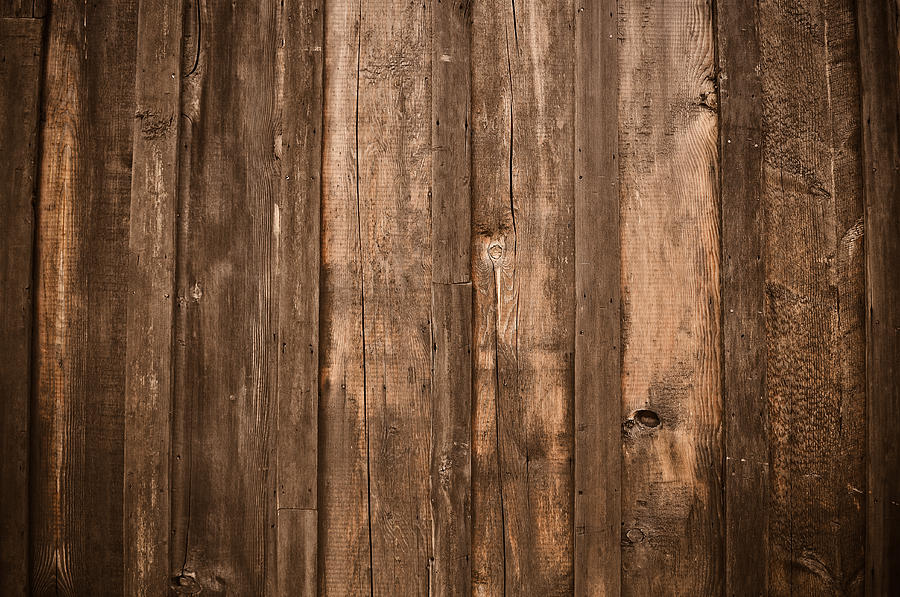 Rustic Dark Wood Background by Brandon Bourdages 900x597