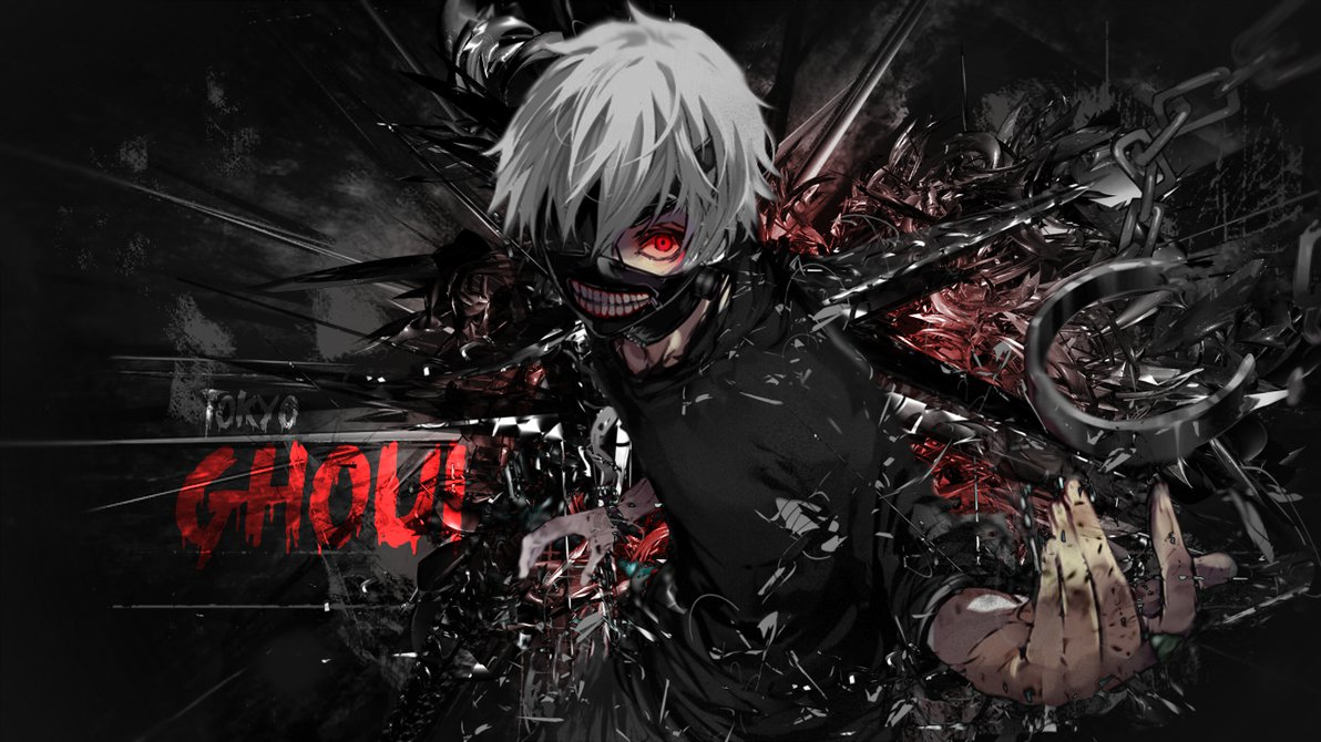 Tokyo Ghoul Wallpaper Widescreen HD 15316 12245 Wallpaper Cool 1192x670