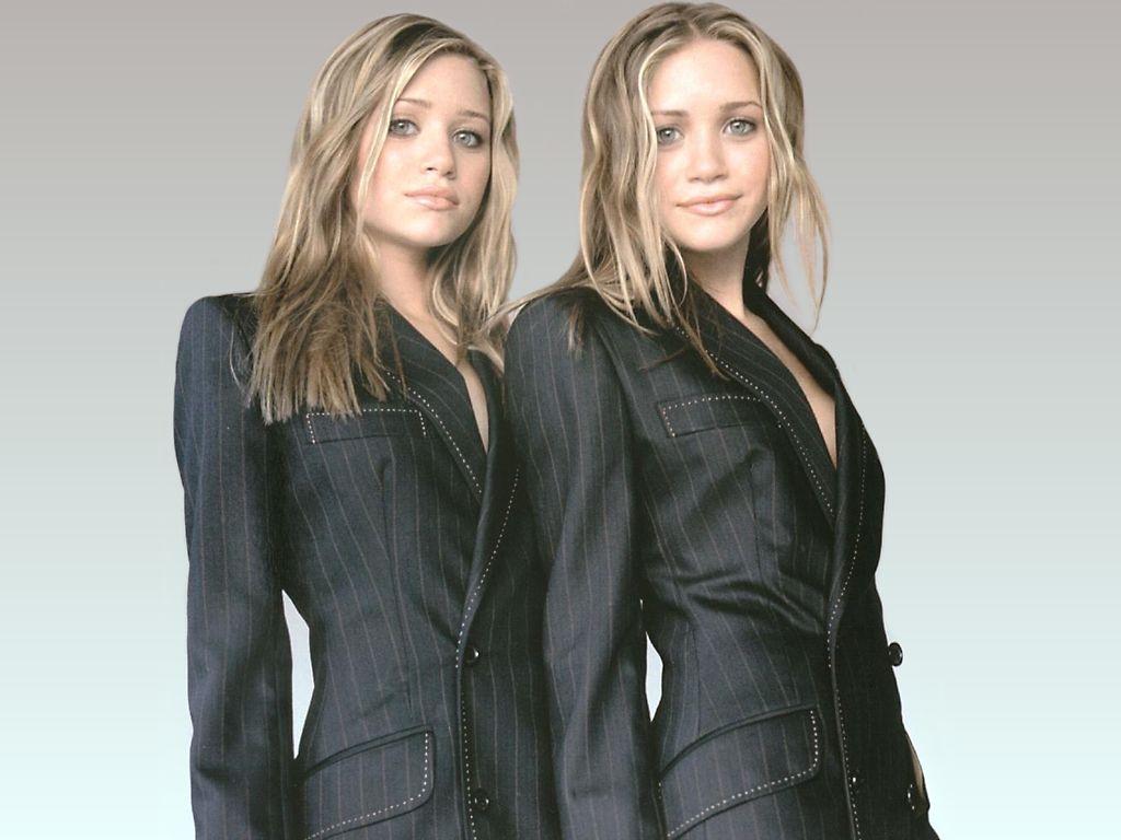 Olsen Twins Mary Kate Ashley 1024x768