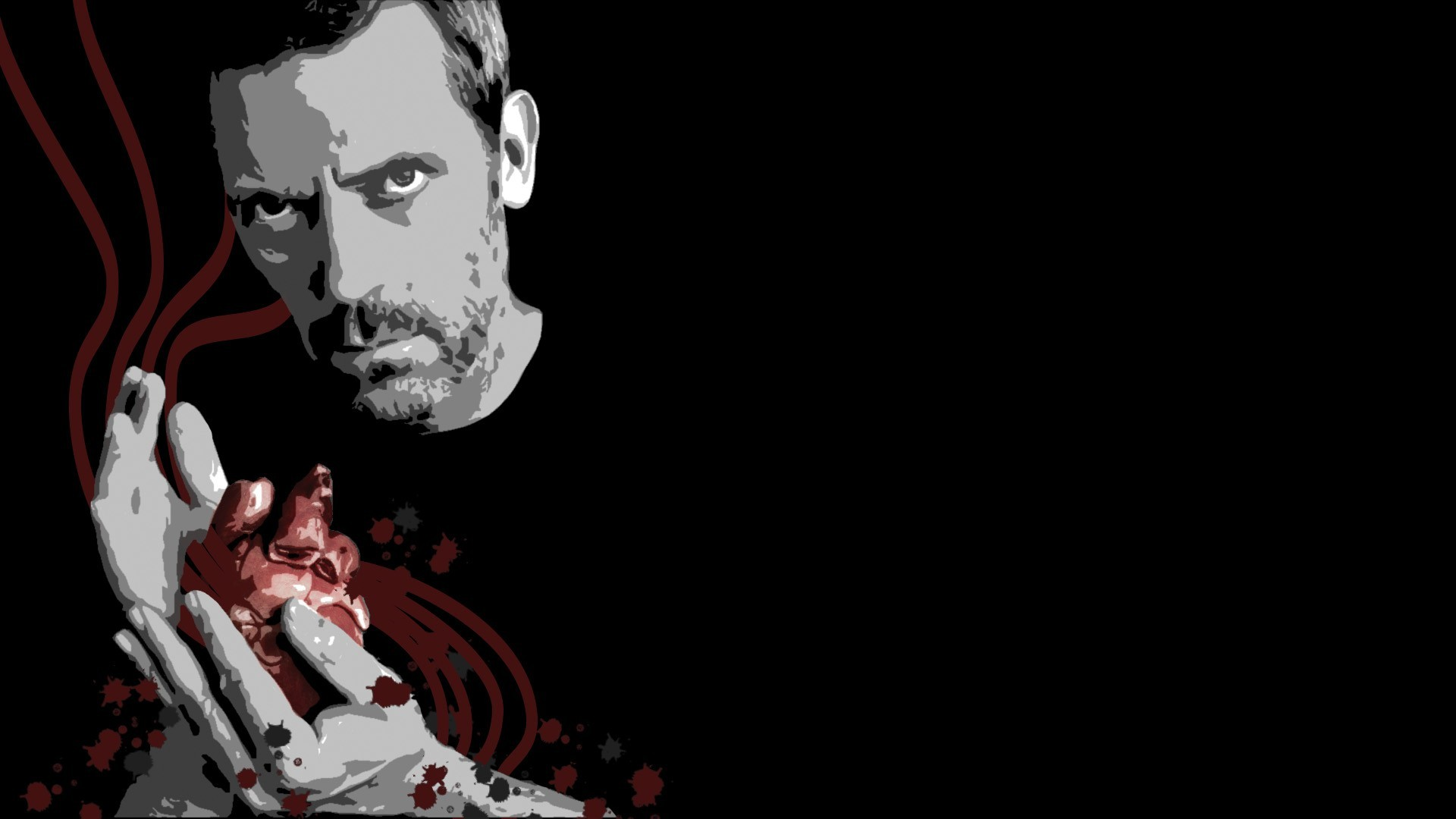 Dr House wallpaper 5082 1920x1080