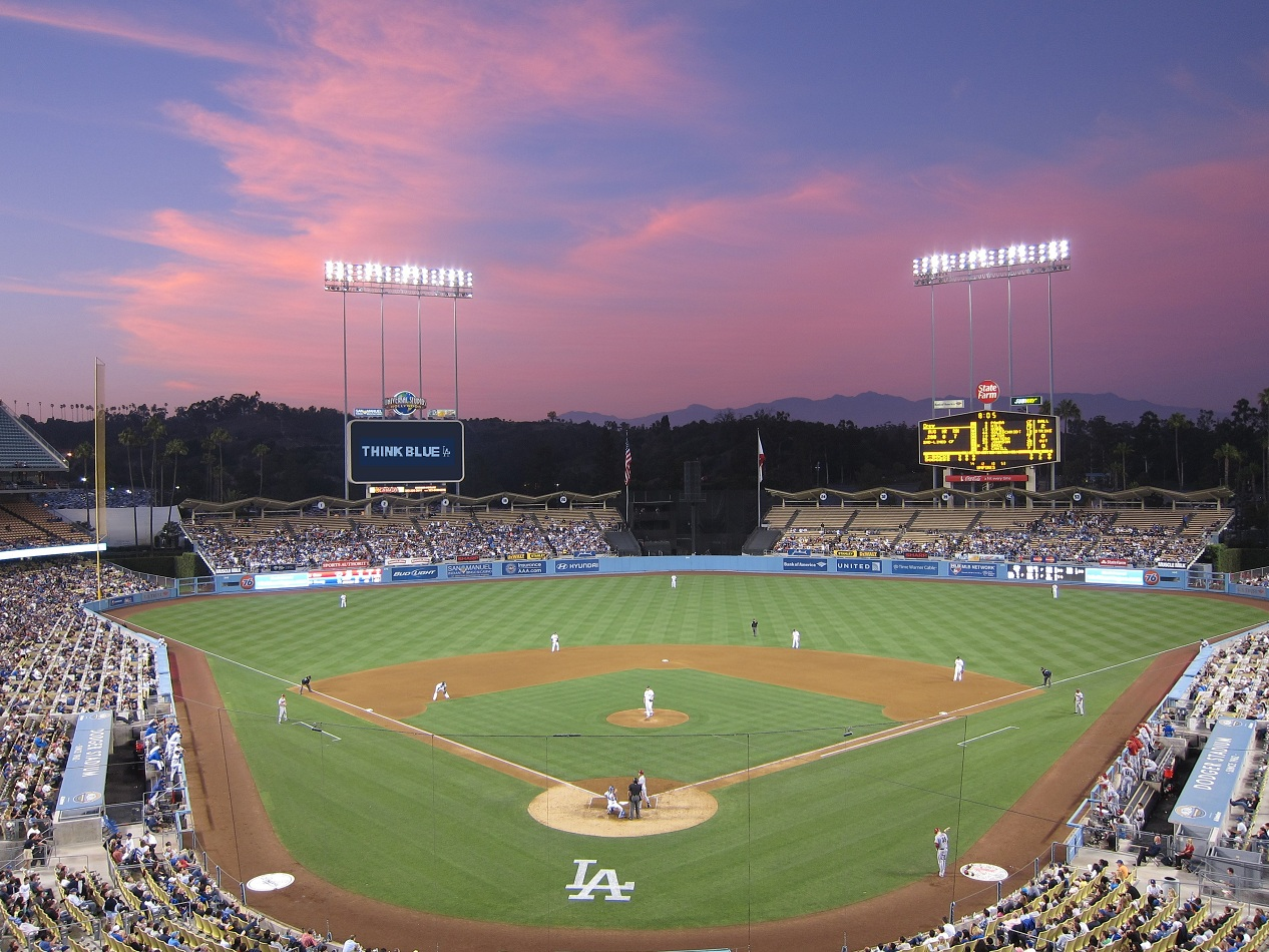 Free download dodger stadium wallpaper