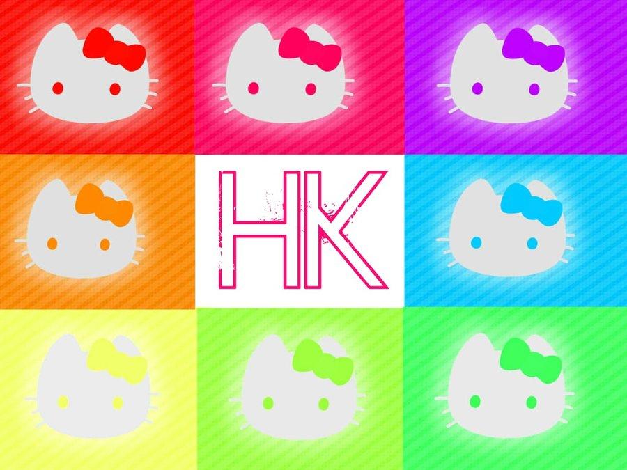Hello Kitty Spring Wallpaper