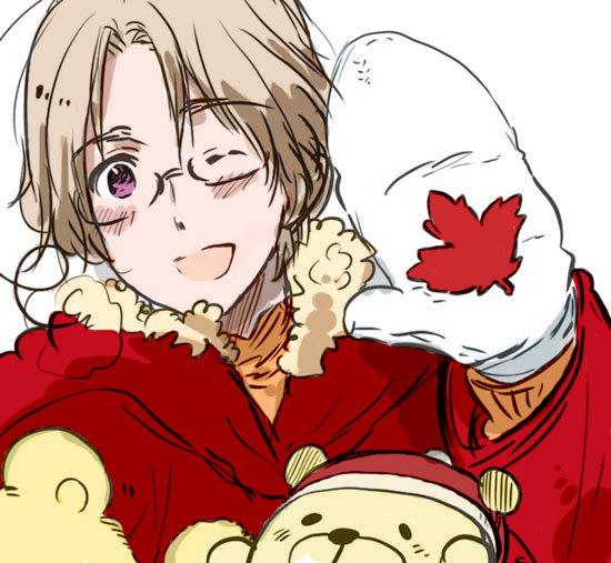 Canada Hetalia by Hanacch 550x507